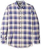 Volcom Men's Caden Long Sleeve Button Up Flannel