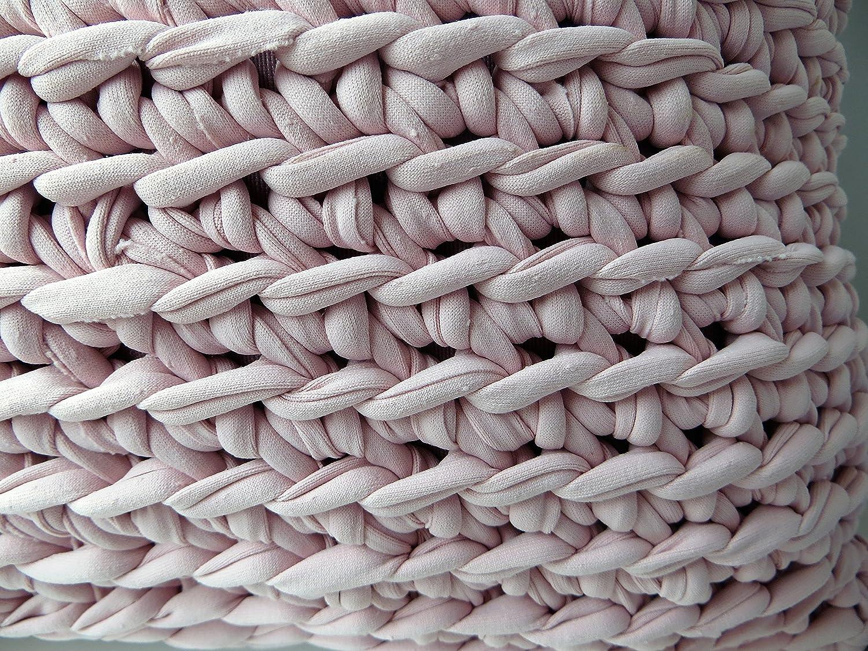 Cojín trapillo BeekaHome con borlones: Amazon.es: Handmade