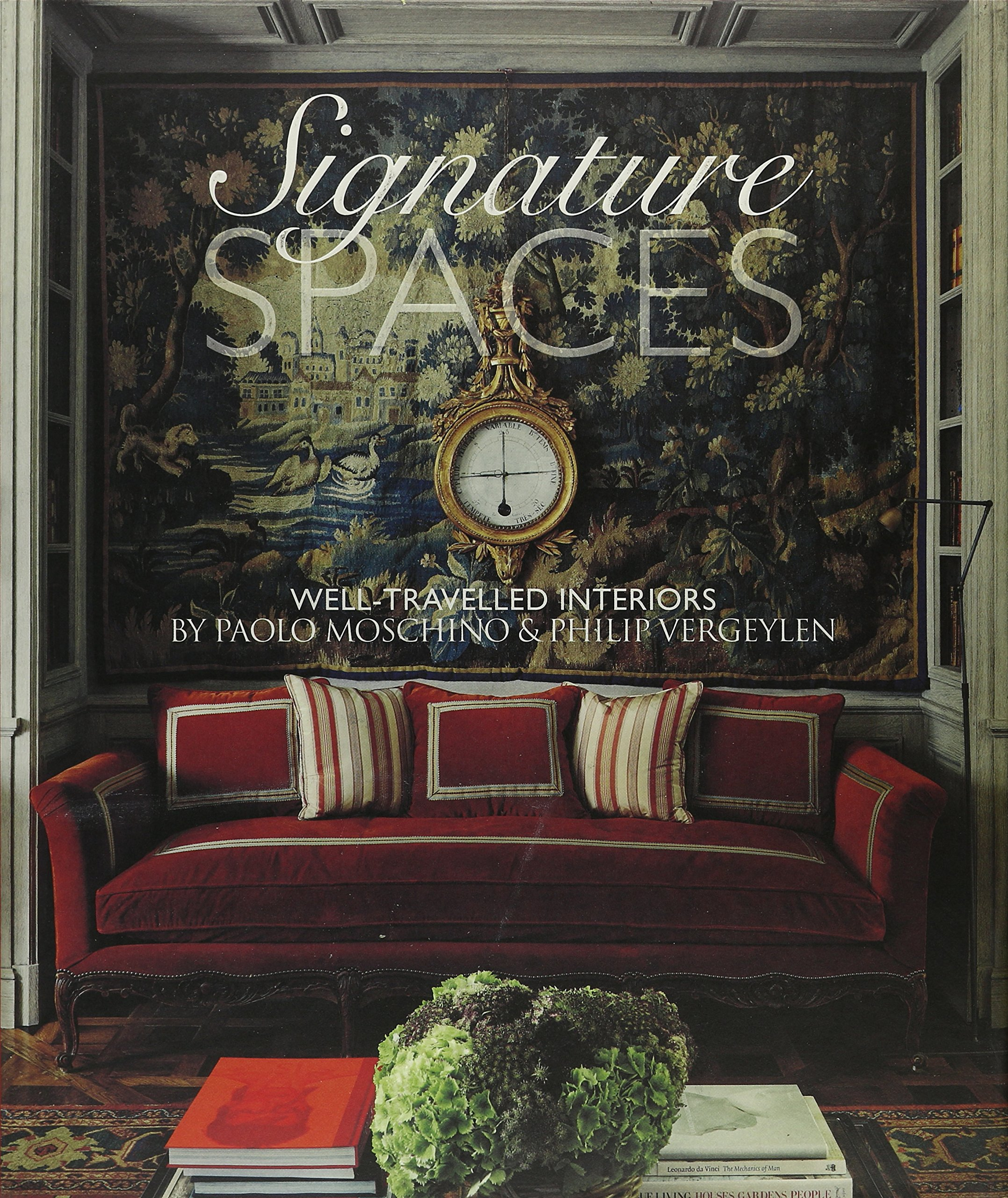 Amazon Com Signature Spaces Well Traveled Interiors By Paolo