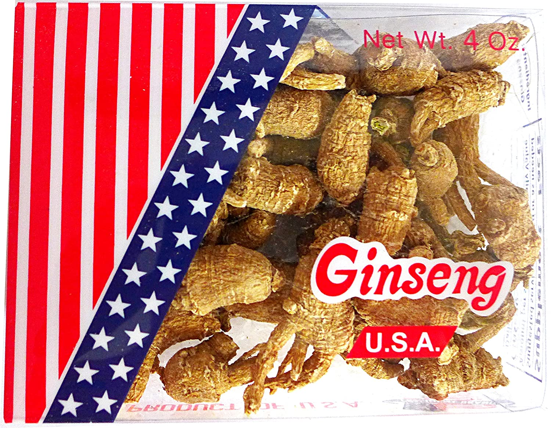 Green Bay Wild American Ginseng 4 Oz