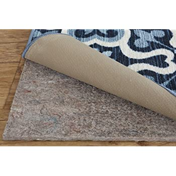 Amazon Com Mohawk Home Dual Surface Felt Non Slip Rug Pad