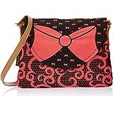 Kanvas Katha Women's Sling Bag (Peach) (KKPUS/AMZ/05)