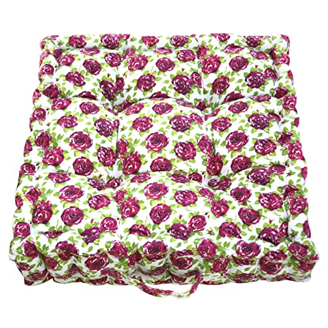Ragged Rose - Jess - Cojín de Algodón para Suelo, diseño de ...