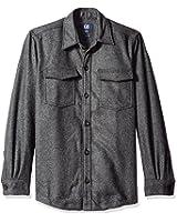 Cutter & Buck Men's Long Sleeve Virany Shirt Jacket