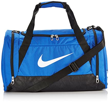 a8d96357a Image Unavailable. Image not available for. Color: Nike Brasilia 6 Duffle  Bag ...