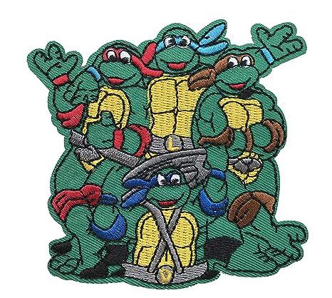 Teenage Mutant Ninja Turtles Movie Cartoon Superhero banda ...