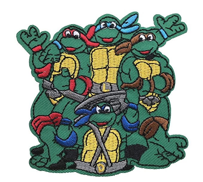 Teenage Mutant Ninja Turtles Movie Cartoon Superhero banda ...