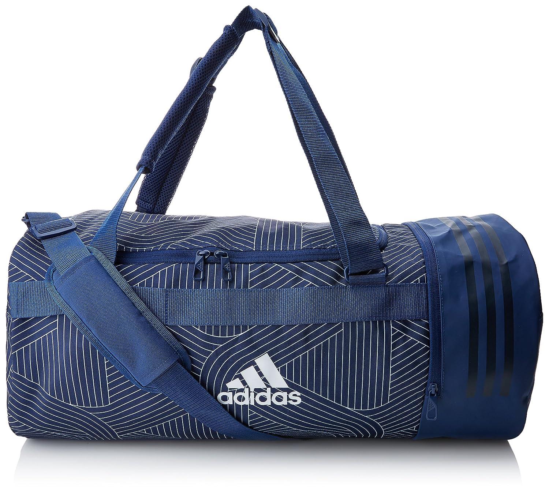 bc86e8bcb7 adidas Convertible 3-Stripes Duffel Bag Medium - Noble Indigo Collegiate  Navy White