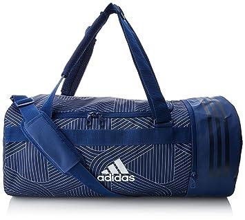 adidas Convertible 3-Stripes Duffel Bag Medium - Noble Indigo Collegiate  Navy White 92bea07038d78