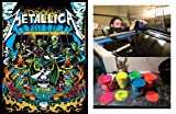 Pinball Wizards & Blacklight Destroyers: The Art of Dirty Donny Gillies