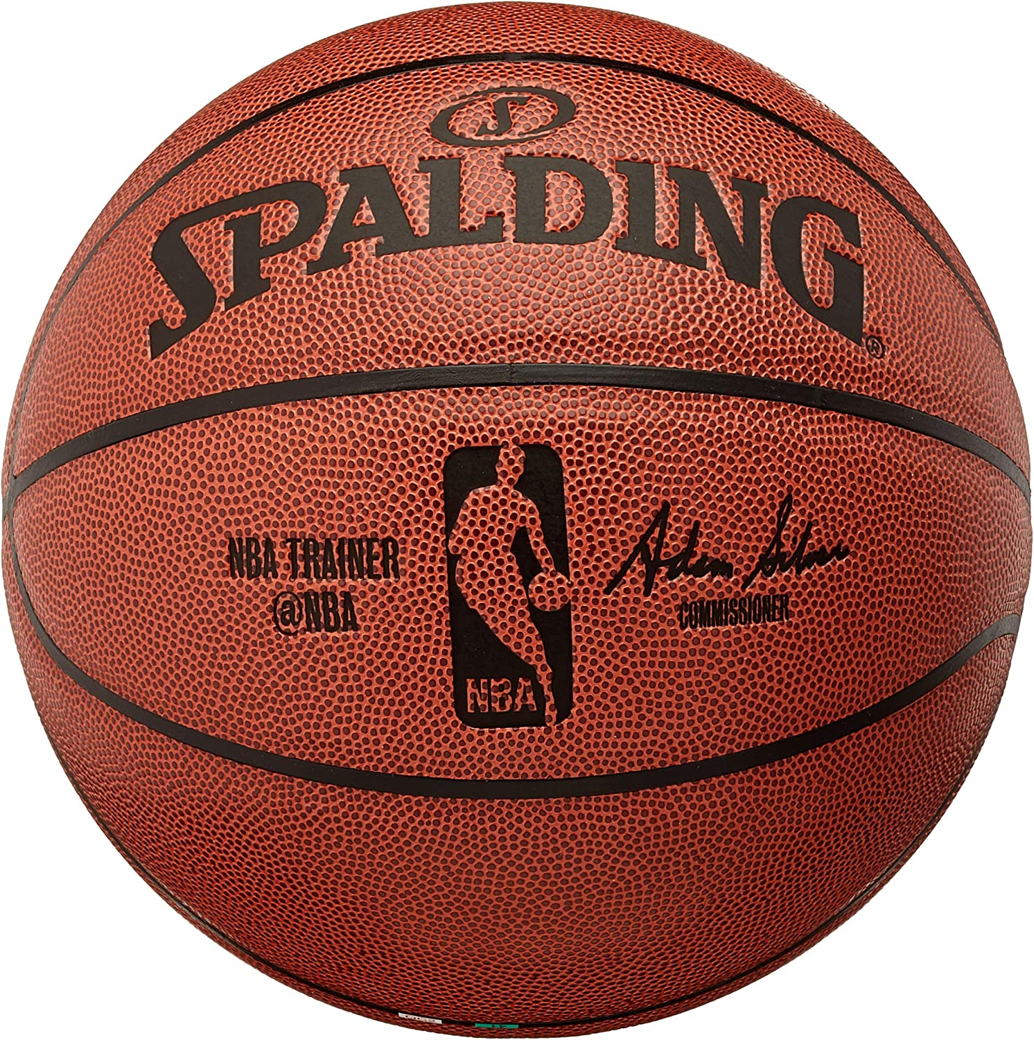 74-263z Pelota de Baloncesto Spalding NBA Trainer Weighted