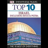 Top 10 Israel, Sinai, and Petra (DK Eyewitness Travel Guide)