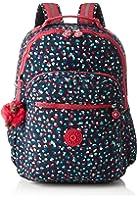 Kipling - SEOUL UP - Large Backpack - Festive Camo - (Print)