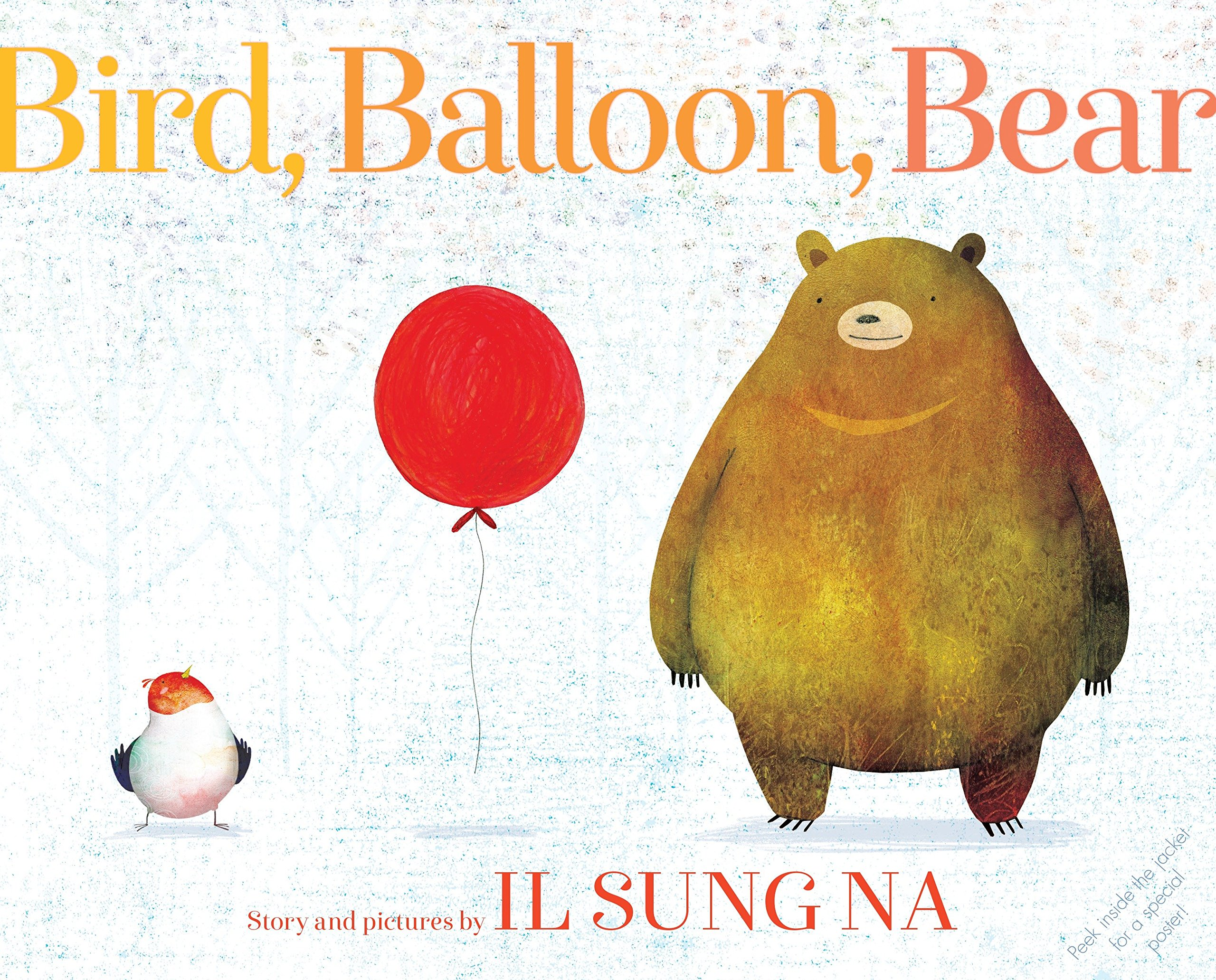 Download Bird, Balloon, Bear pdf epub