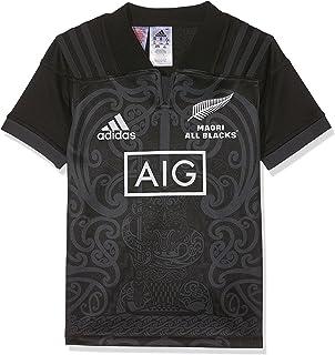 Adidas Ab Maori JSY Y, Maglietta Unisex Bambini CG1315