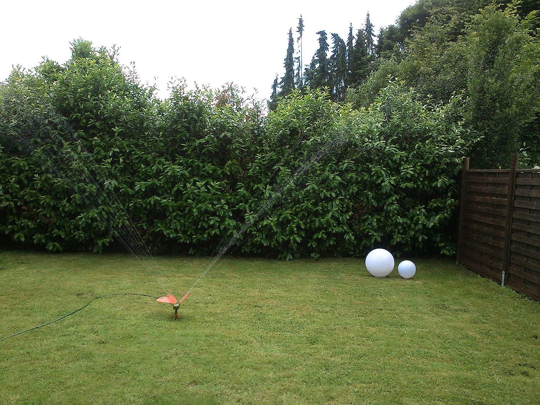 Gartensprinkler Schmetterling Sprinkler Schlauch Anschluss Rasensprenger Regner