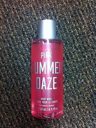 a743a34000 Image Unavailable. Image not available for. Color  Victoria s Secret Pink Summer  Daze Body Mist