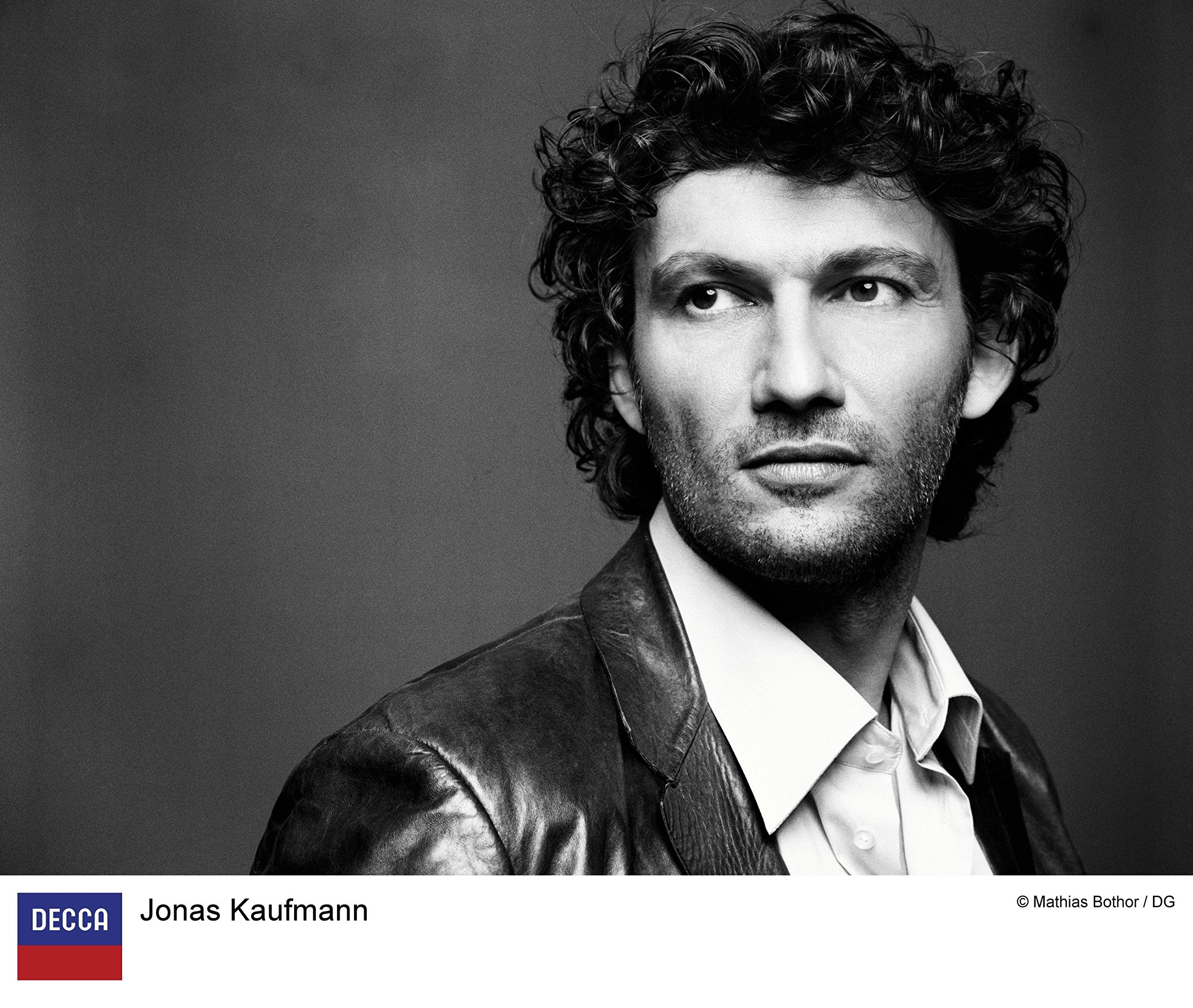 Jonas Kaufmann - 50 Great Arias [4 CD]