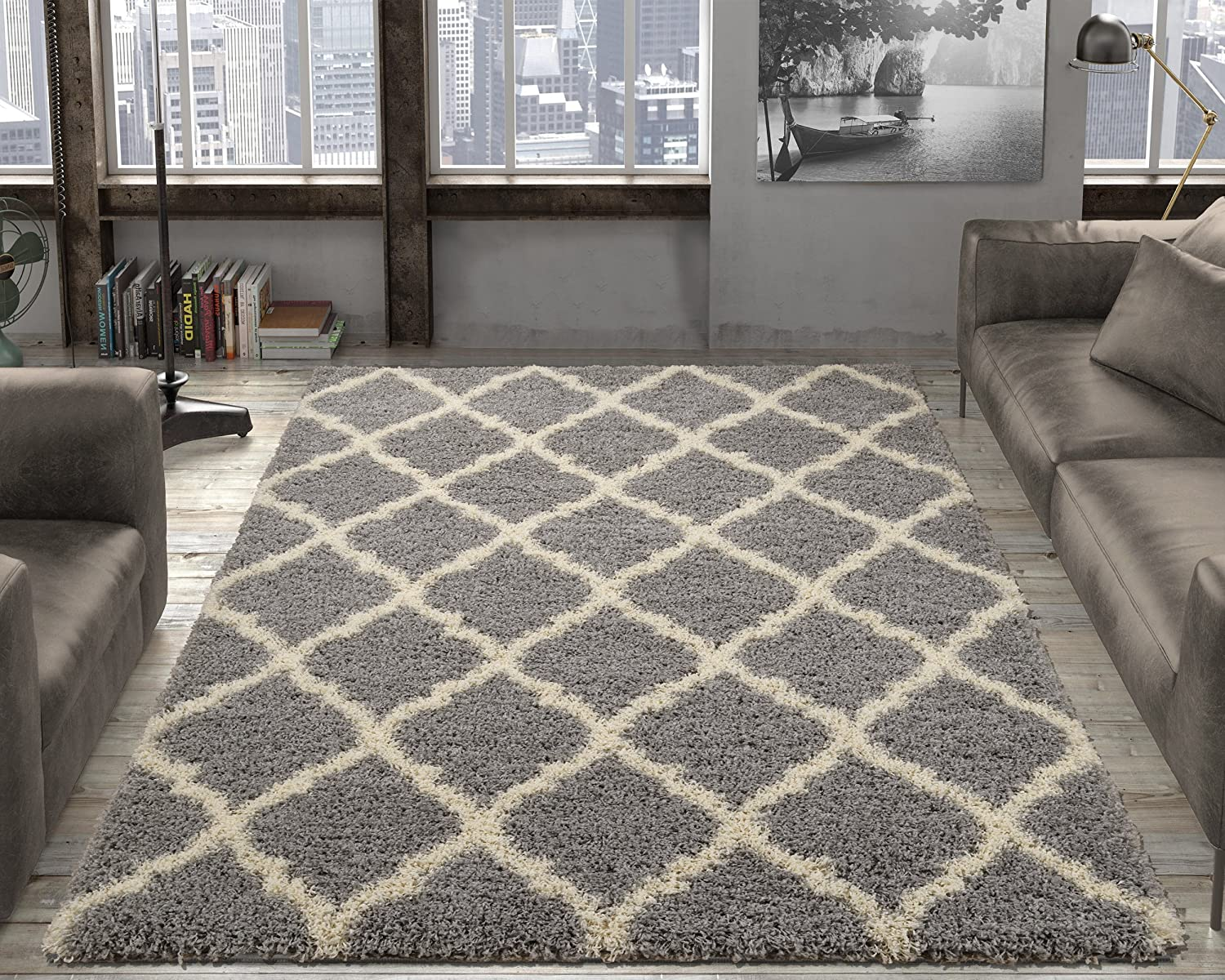 Top 5 Living Room Rugs: Buying Guide & Reviews 8