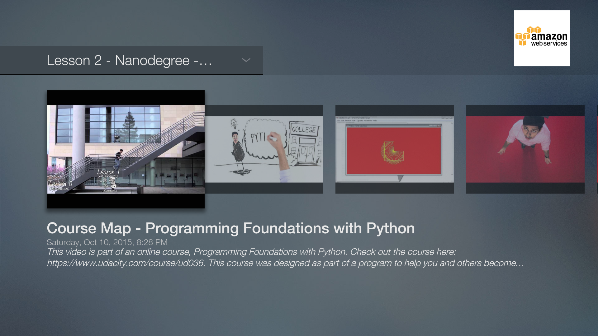 Programming Foundations with Python
