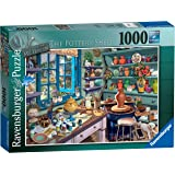 Ravensburger My Haven No 3. The Pottery Shed 1000pc Jigsaw Puzzle