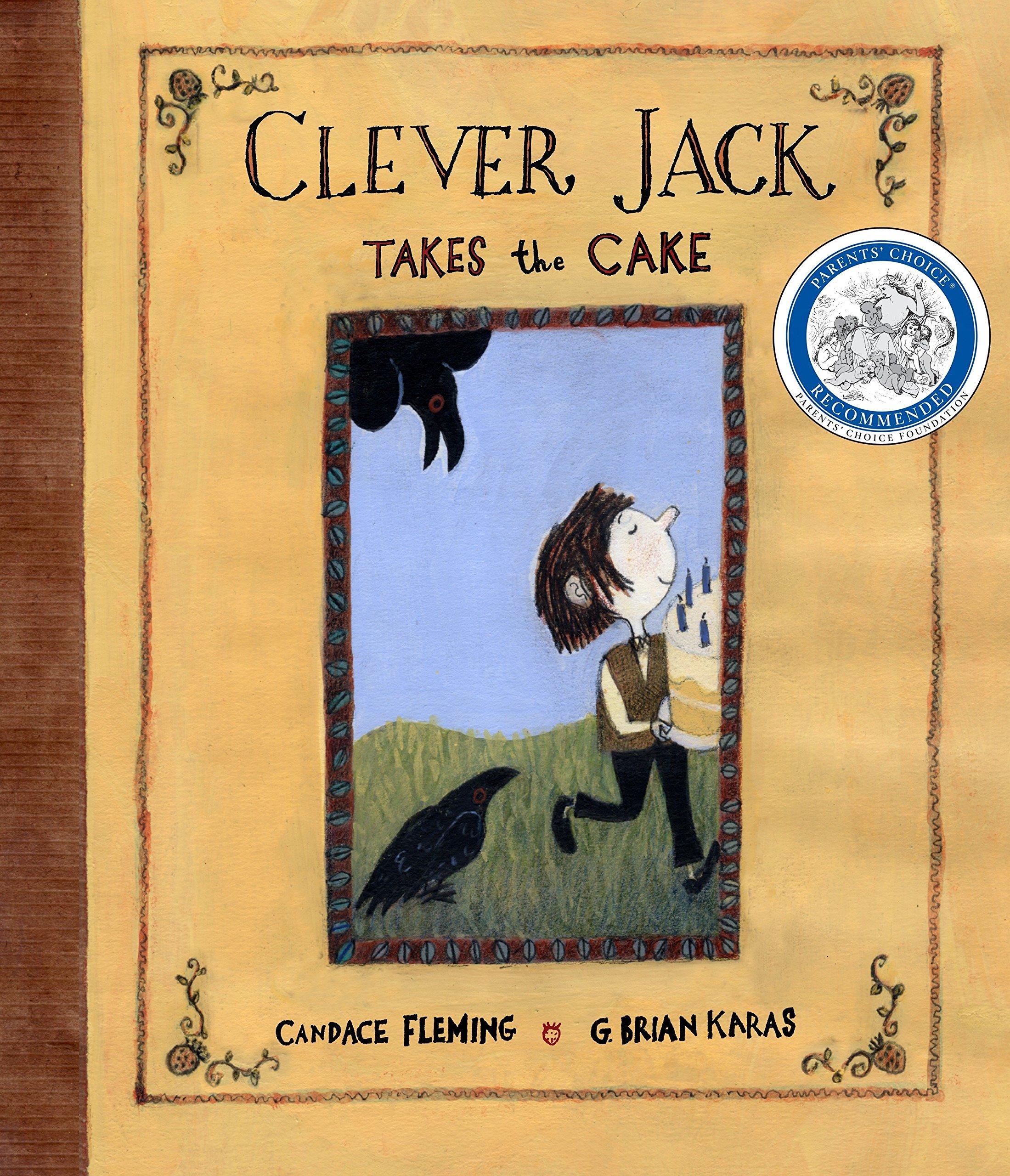 Clever Jack Takes the Cake pdf epub