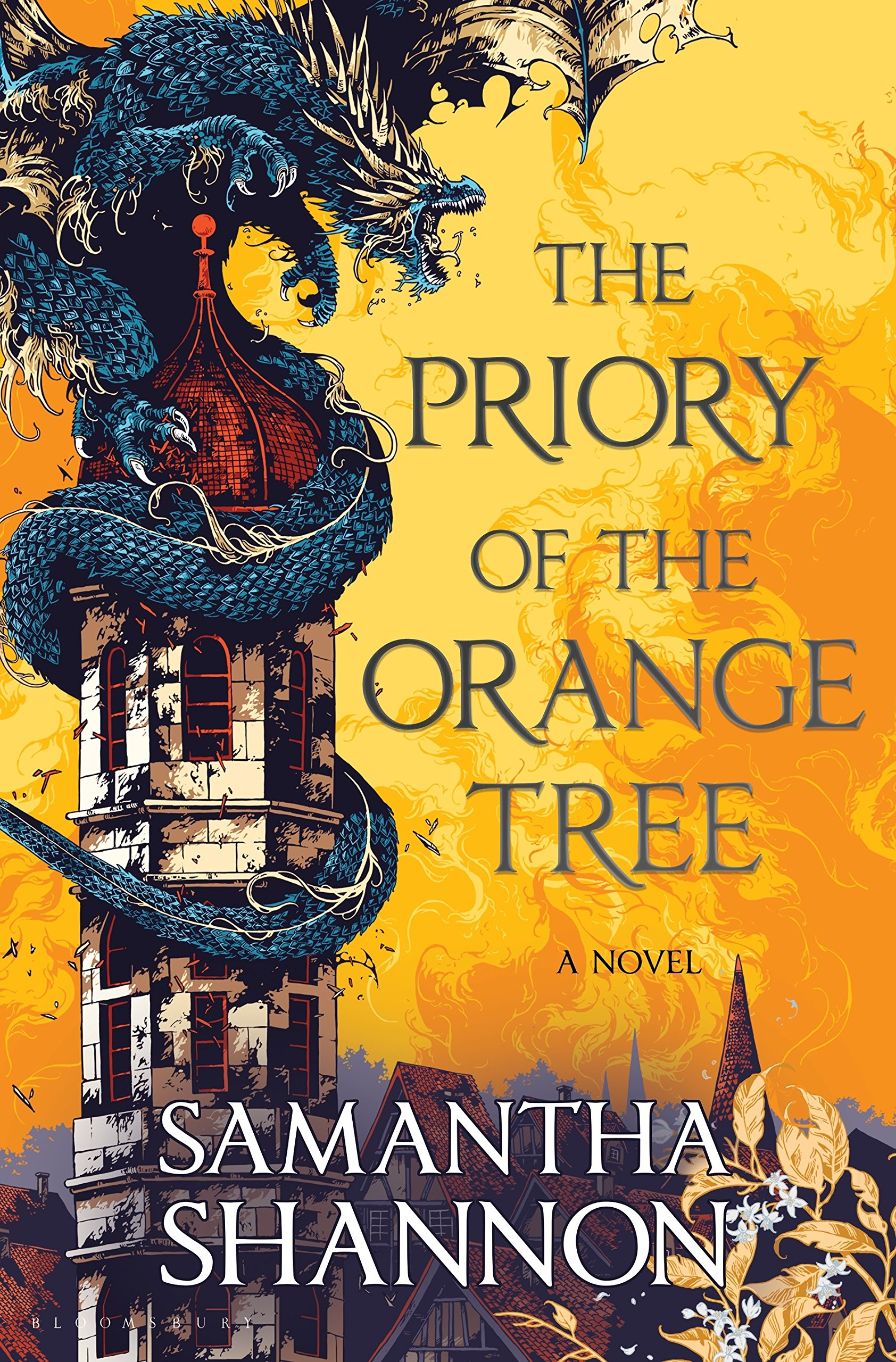 Image result for the priory of the orange tree cover