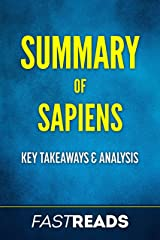 Summary of Sapiens: Includes Key Takeaways & Analysis Kindle Edition