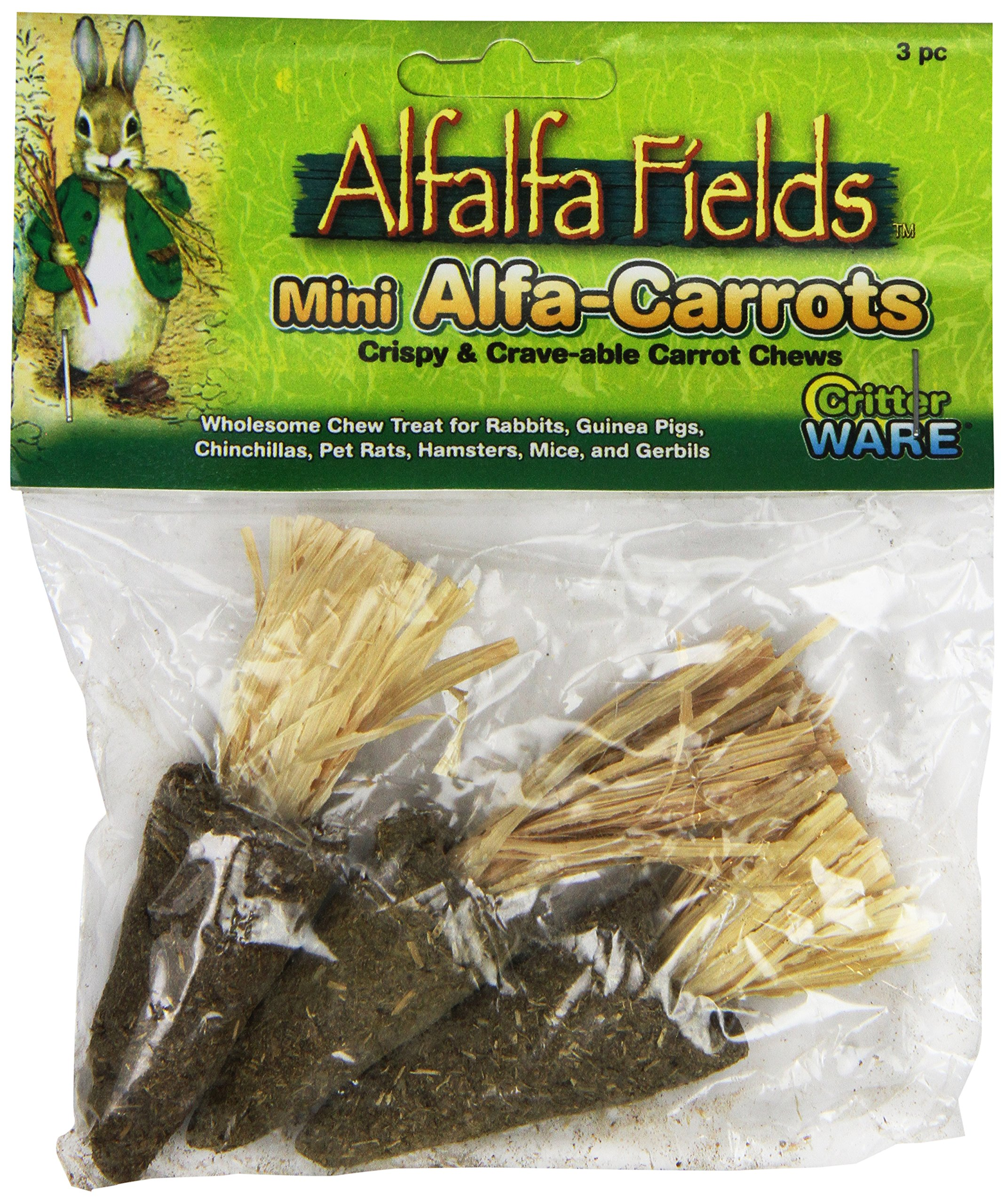 Ware Manufacturing Swm13022 3-Piece Alfa-Carrots Mini