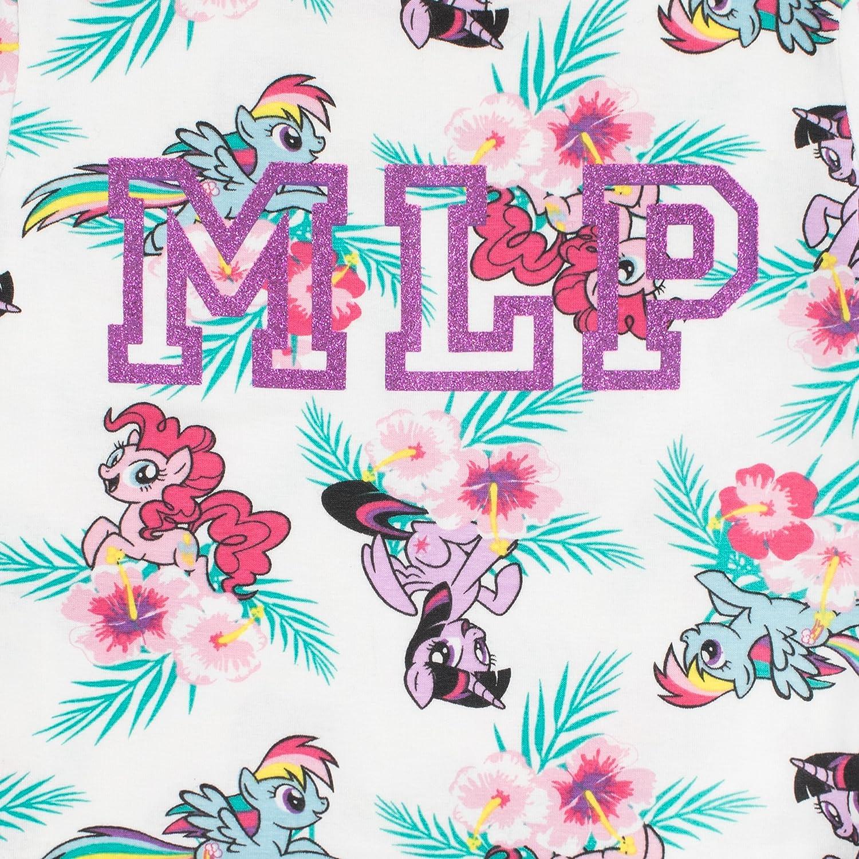 Amazon.com: My Little Pony Girls Pinkie Pie Rainbow Dash and Twilight Sparkle Pajamas: Clothing