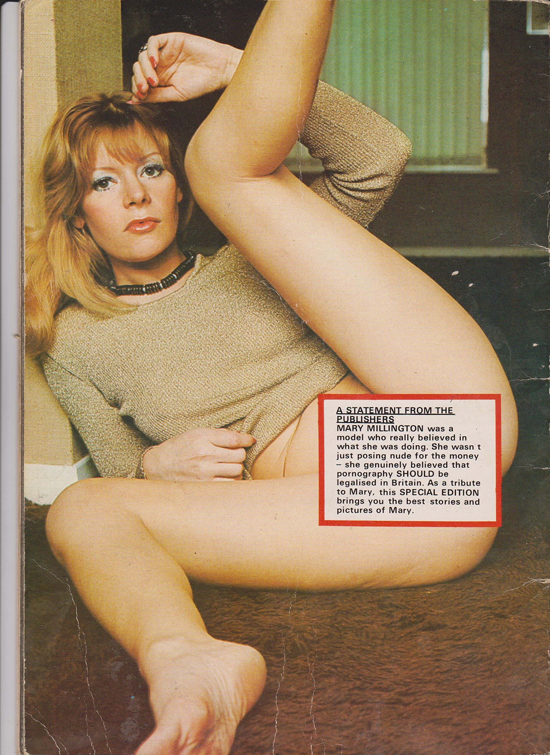 Mary millington anal like