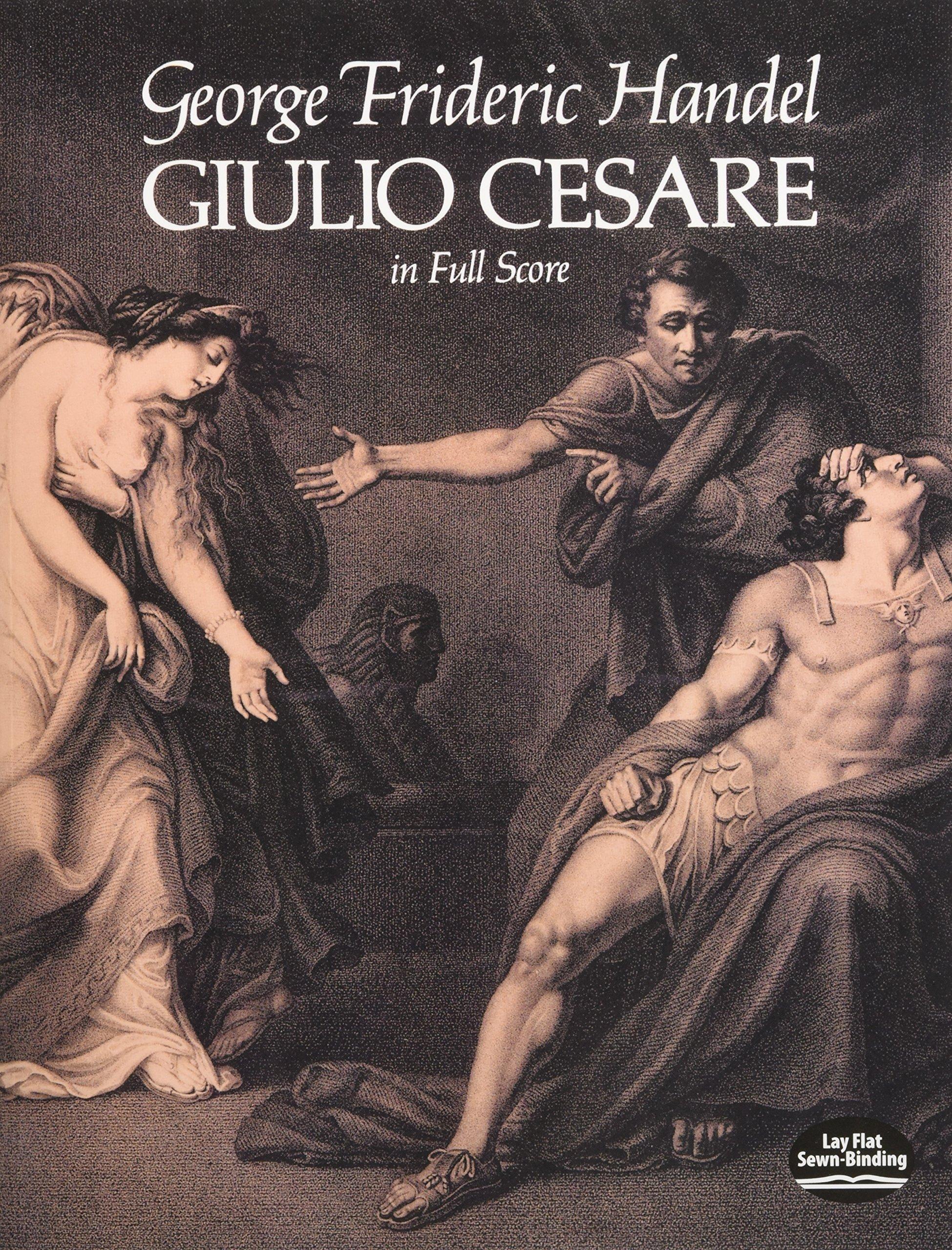 Giulio Cesare F/S -ALB- (Deutsche H? ndelgesellschaft edition.): Partitur, Dirigierpartitur (Dover Vocal Scores)