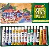 Camlin Kokuyo Student Water Color Tube - 5ml, 14 Shades