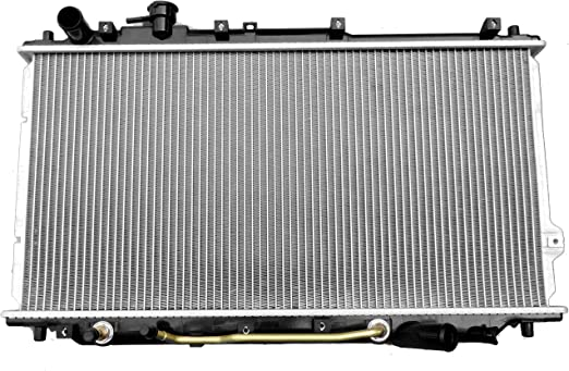 TYC 2441 Replacement Radiator Compatible with Kia Spectra
