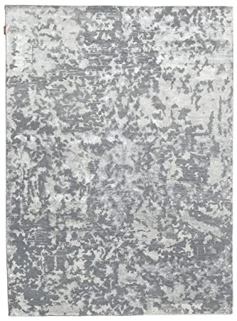 Himalaya Bambus Seide Teppich 172x235 Moderner Teppich Amazon De