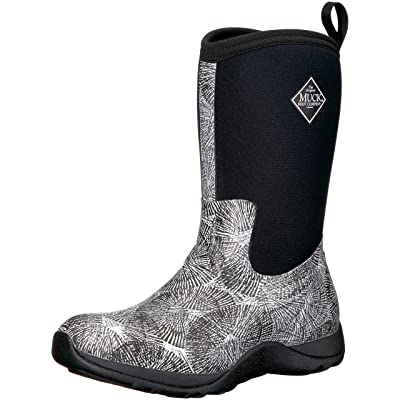 Muck Boot Arctic Weekend Mid-Height Rubber Women's Winter Boot: Shoes