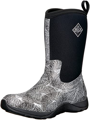 a0642cfabe772 Amazon.com: Muck Boot Arctic Weekend Mid-Height Rubber Women's ...