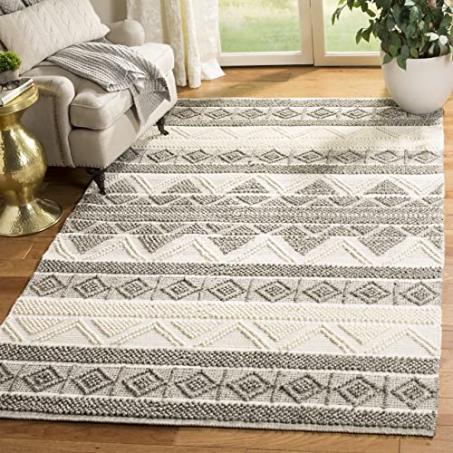 Safavieh Natura Collection Area Rug, 3 x 5 , Ivory