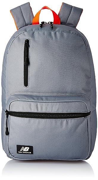 be3006f5411b New Balance Gunmetal Casual Backpack (NLBCLBK7)  Amazon.in  Bags ...