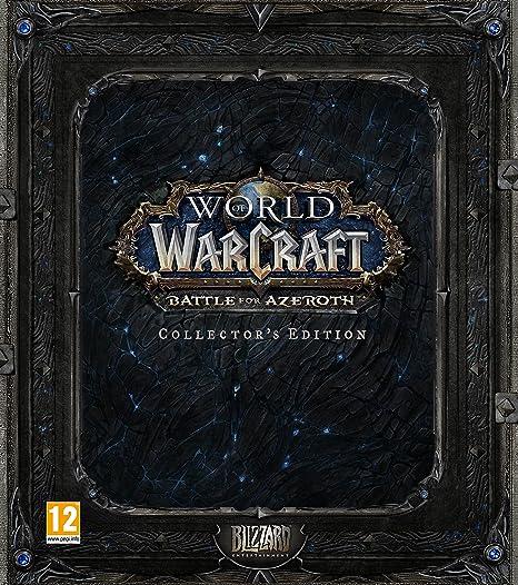 World Of Warcraft: Battle For Azeroth - Edición Coleccionista ...