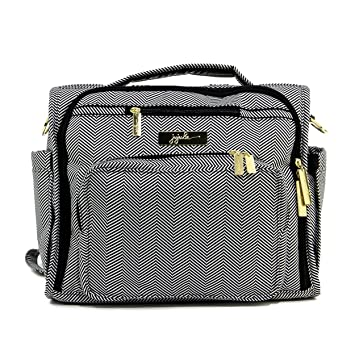 a1441d0f5704 Amazon.com   JuJuBe B.F.F Multi-Functional Convertible Diaper Backpack Messenger  Bag