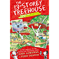 The 13-Storey Treehouse (The Treehouse Series Book 1) (English Edition)