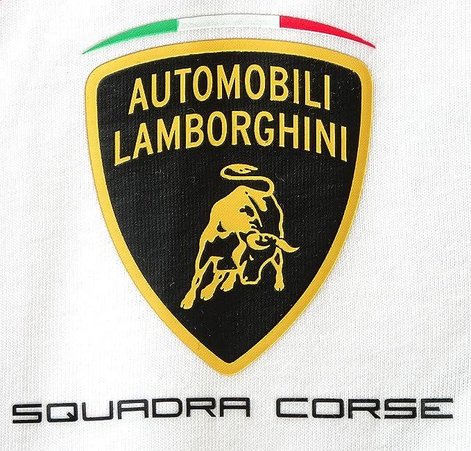 T Shirt Automobili Lamborghini Squadra Corse Men Amazon Co Uk