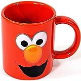 United Labels 0121015 Sesamstraße - Tasse Elmo, 320 ml