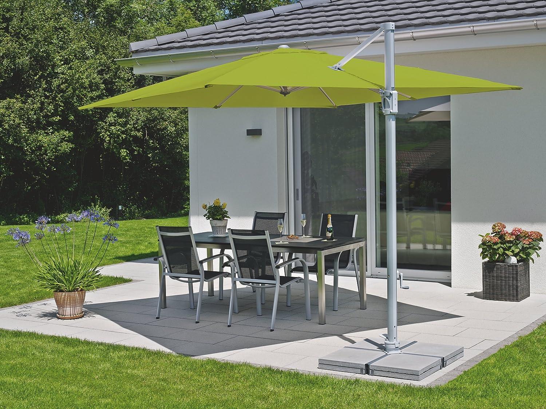 Suncomfort by Glatz Sunflex - Sombrilla, 300 x 300 cm, Kiwi ...