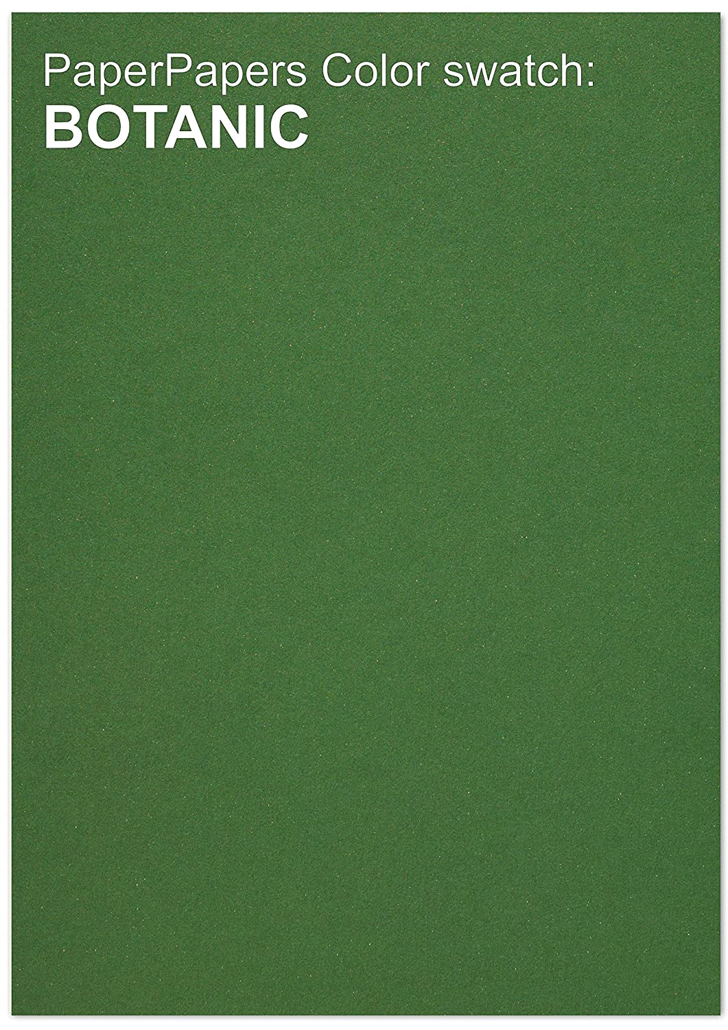 Green Botanic - 8-1/2-x-11 Everday lightweight Paper - 50-pk - 118 GSM (32/80lb Text) Quality LETTER size Metallic Multipurpose Paper - Professionals, Designers, Crafters and DIY Projects paper-papers 4336880119