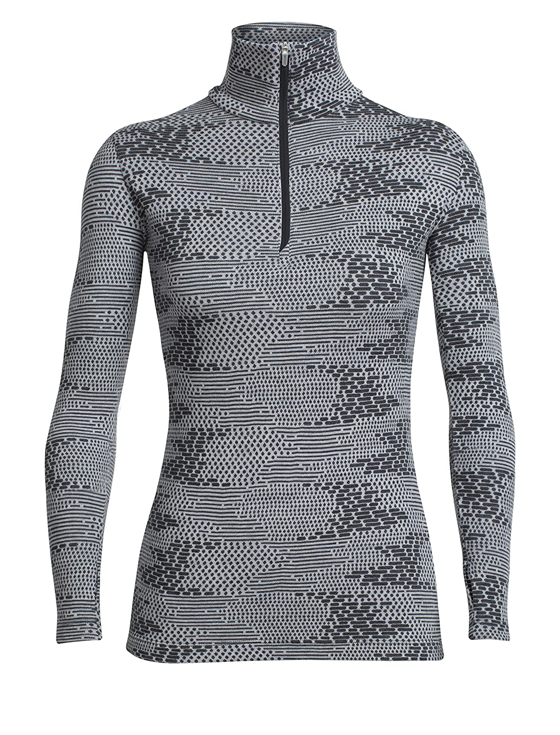 Icebreaker Womens Vertex Long Sleeve Half Zip Top 103569