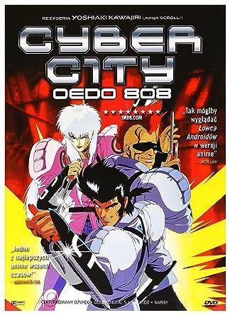 Amazon.com: Cyber City Oedo 808 [DVD] (English audio): Bruce ...