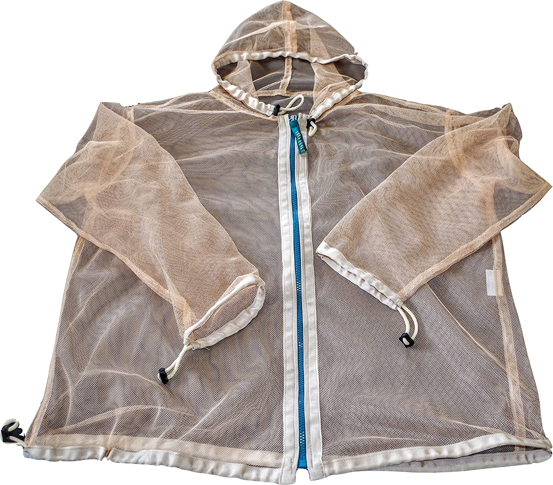 LightweightBody Repellent Bug Jacket Mesh-Kapuzenanz/üge Ultrafeine Mesh-Insektenschutz f/ür das Angeln im Freien Wandern Camping Farming Unisex Stylelove Anti-Moskito-Anzug