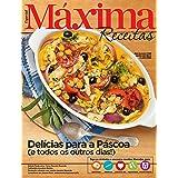 Revista Máxima Receitas - Delícias para a Páscoa (e todos os outros dias!)